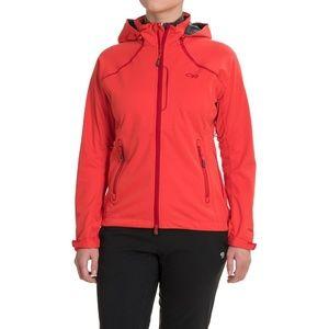 Outdoor Research Women's Jacket Hooded Windstopper